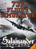 737 Flight Simulator BBC Micro Front Cover
