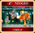 Cyber-Lip Nintendo Switch Front Cover