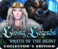 Living Legends: Wrath of the Beast (Collector's Edition) Windows Front Cover