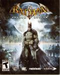Batman: Arkham Asylum PlayStation 3 Manual Front
