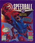 Speedball 2: Brutal Deluxe Commodore 64 Front Cover