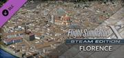 Microsoft Flight Simulator X: Steam Edition - Florence Windows Front Cover