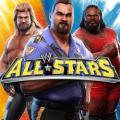 WWE All Stars: Southern Charisma PlayStation 3 Front Cover