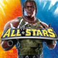 WWE All Stars: R-Truth PlayStation 3 Front Cover
