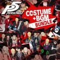 Persona 5: Costume & BGM Bundle PlayStation 3 Front Cover