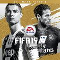 FIFA 19 (Ultimate Edition) PlayStation 4 Front Cover 1st version