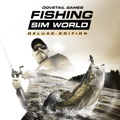 Fishing Sim World (Deluxe Edition) PlayStation 4 Front Cover