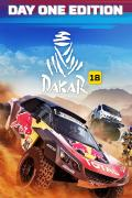 Dakar 18 (Day One Edition) Xbox One Front Cover