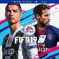 FIFA 19 (Champions Edition) PlayStation 4 Front Cover