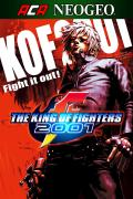 The King of Fighters 2001 Xbox One Front Cover