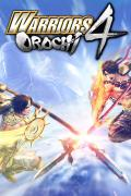 Warriors Orochi 4 Xbox One Front Cover