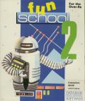 Fun School 2: For the Over-8s Commodore 64 Front Cover