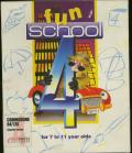 Fun School 4: for 7 to 11 year olds Commodore 64 Front Cover