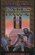 Gates of Dawn Commodore 64 Front Cover