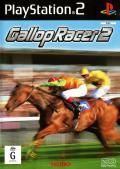 Gallop Racer 2004 PlayStation 2 Front Cover