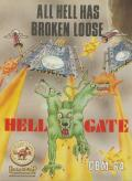 Hellgate Commodore 64 Front Cover