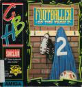 Footballer of the Year 2 Amiga Front Cover