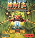 H.A.T.E: Hostile All Terrain Encounter Atari ST Front Cover
