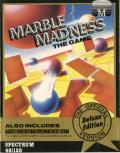 Marble Madness Deluxe Edition ZX Spectrum Front Cover