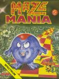 Maze Mania ZX Spectrum Front Cover