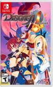 Disgaea 1 Complete Nintendo Switch Front Cover