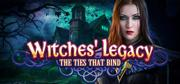 Witches' Legacy: The Ties That Bind (Collector's Edition) Windows Front Cover