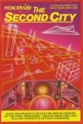 Mercenary: Escape from Targ - The Second City ZX Spectrum Front Cover