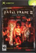 Fatal Frame II: Crimson Butterfly - Director's Cut Xbox Front Cover
