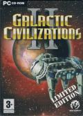 Galactic Civilizations II: Dread Lords (Collector's Edition) Windows Front Cover