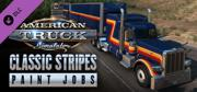 American Truck Simulator: Classic Stripes Paint Jobs Linux Front Cover