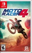 Moto Racer 4 Nintendo Switch Front Cover