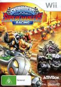 Skylanders: SuperChargers Racing Wii Front Cover