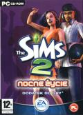 The Sims 2: Nightlife Windows Front Cover