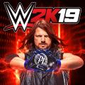 WWE 2K19 PlayStation 4 Front Cover