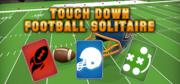 Touch Down Football Solitaire Windows Front Cover