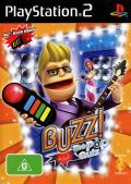 Buzz!: The Pop Quiz PlayStation 2 Front Cover