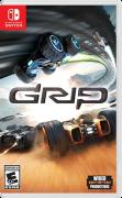 GRIP Nintendo Switch Front Cover