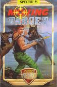 Moving Target ZX Spectrum Front Cover