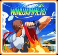 Windjammers Nintendo Switch Front Cover