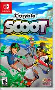 Crayola Scoot Nintendo Switch Front Cover 1st version