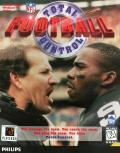 Total Control Football DOS Front Cover