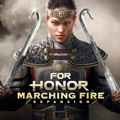 For Honor: Marching Fire Expansion PlayStation 4 Front Cover