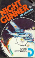 Night Gunner ZX Spectrum Front Cover