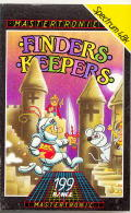 Finders Keepers ZX Spectrum Front Cover