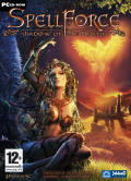 SpellForce: Shadow of the Phoenix Windows Front Cover