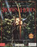 The Adventures of Robin Hood Atari ST Front Cover
