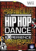 The Hip Hop Dance Experience Wii Front Cover