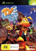 Ty the Tasmanian Tiger 3: Night of the Quinkan Xbox Front Cover