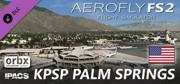 Aerofly FS 2 Flight Simulator: KPSP Palm Springs Windows Front Cover