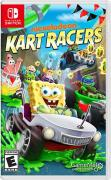 Nickelodeon Kart Racers Nintendo Switch Front Cover 1st version